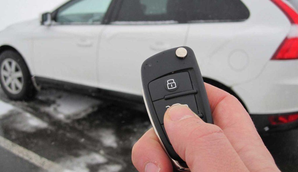 Сигнализация на автомобиле не отключается