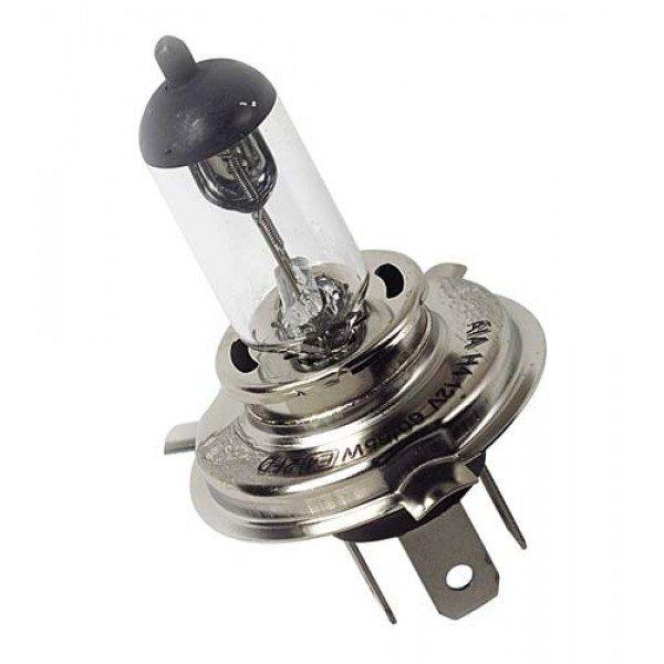 Двухнитевая лампочка стандарта H4