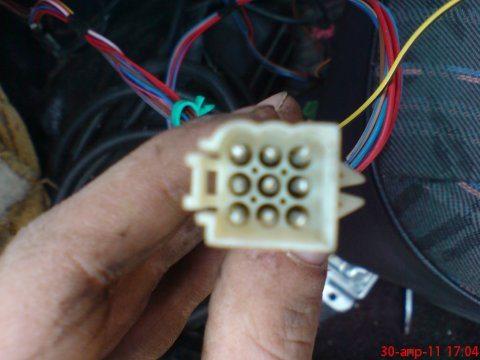 электропроводка ваз 21099 на инжектор
