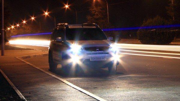 На фото: исправный свет – гарантия безопасности и комфортного передвижения