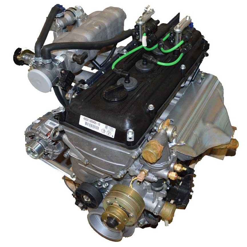 проводка на Газель 405 двигатель