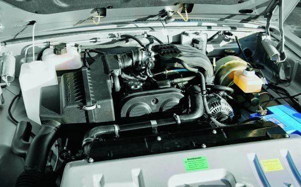 Схема проводки ГАЗ 31105 с силовым агрегатом Daimler Chrysler соответствовала европейским стандартам