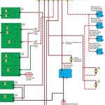 Схема системы освещения салона Mazda 626