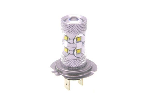 Светодиодная лампочка H7