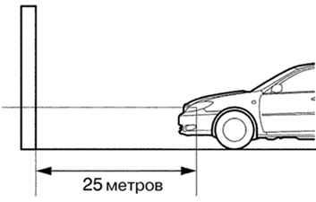 Такая проверка позволит убедиться, что ваши фары не будут слепить встречных водителей