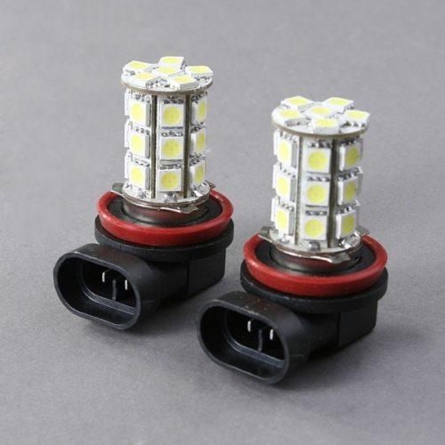 В новых моделях производители уже устанавливают светодиодные элементы в базовой комплектации