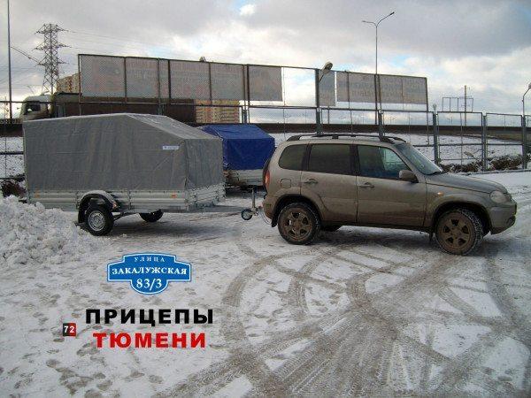 Заводская инструкция допускала буксировку прицепов массой до 1300 тонн