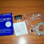 Диагностический адаптер USB OBD 2