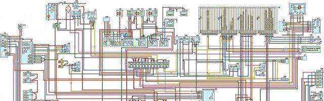 Электрическая схема 2705 с