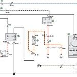 Электрическая схема автомобиля KIA