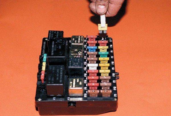 электропроводка на инжектор ваз 2110