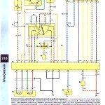 Электросхема управления АККП Hyundai Accent