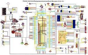 проводка азлк 2140
