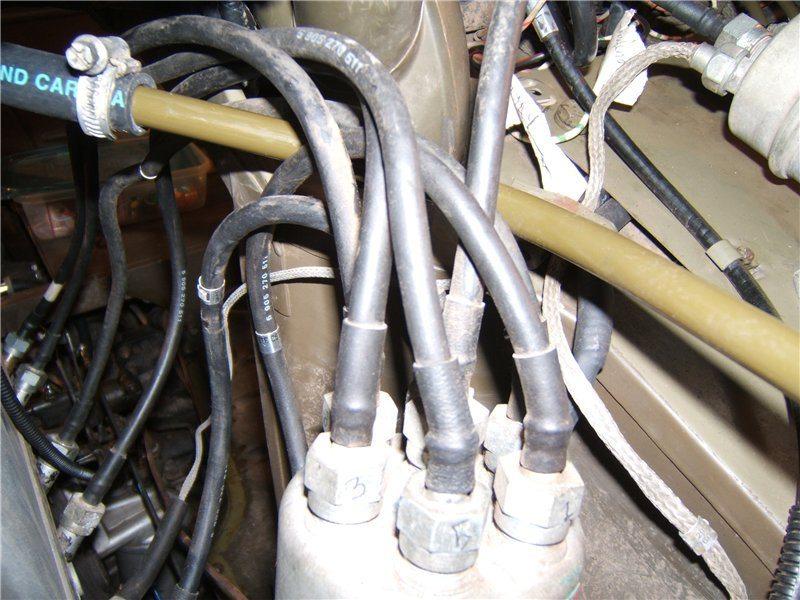 Фото высоковольтных проводов
