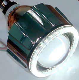 Конструкция таких линз специально разработана для работы с ксеноновыми лампами