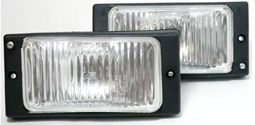 Лампочки в такую фару подходят с цоколем Н1 и Н3