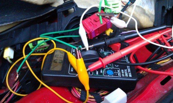 Поиск неисправности проводки требует знания основ работы и точного инструмента