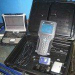 Портативное оборудование для диагностики автомобилей