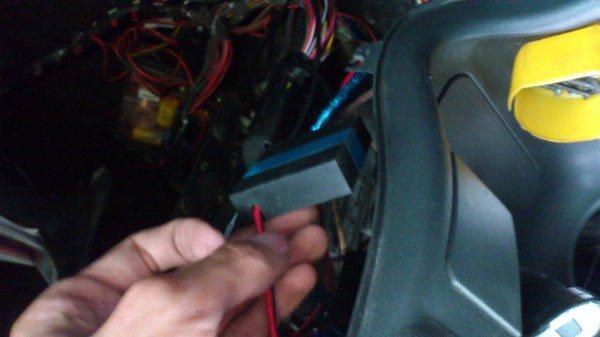 проводка на инжектор ваз 2109
