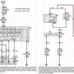 Схема электрооборудования Mitsubishi Lancer