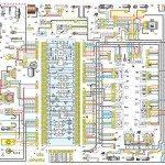 Схема электрооборудования с европанелью