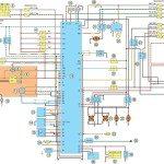 Схема электропроводки Nissan Almera