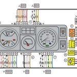 Схема электропроводки ВАЗ 21074