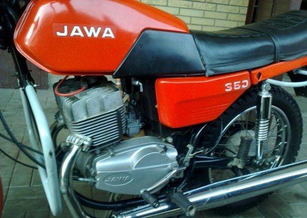 Цена подержанной Явы в 2 раза превышала цену нового отечественного мотоцикла
