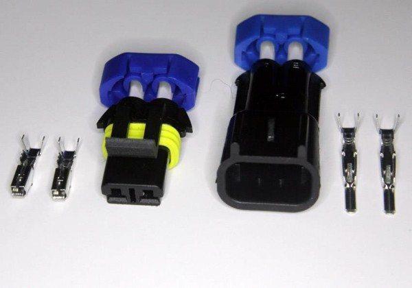 Влагозащищенные коннекторы – отличное решение для соединений
