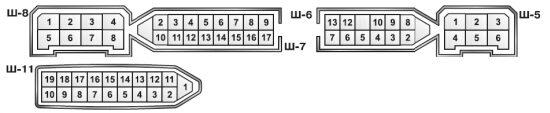 замена проводки ваз 2115